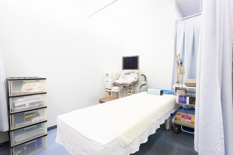 クリニックでのがん検診・健康測定